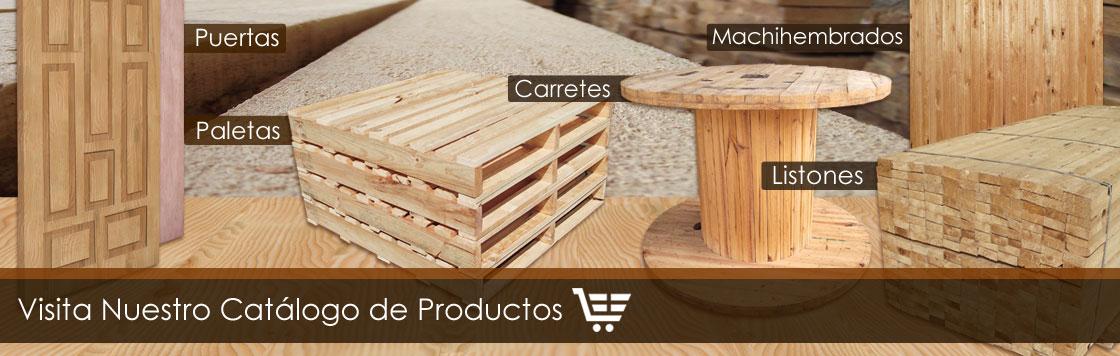 Productos Maderera La Ojedena
